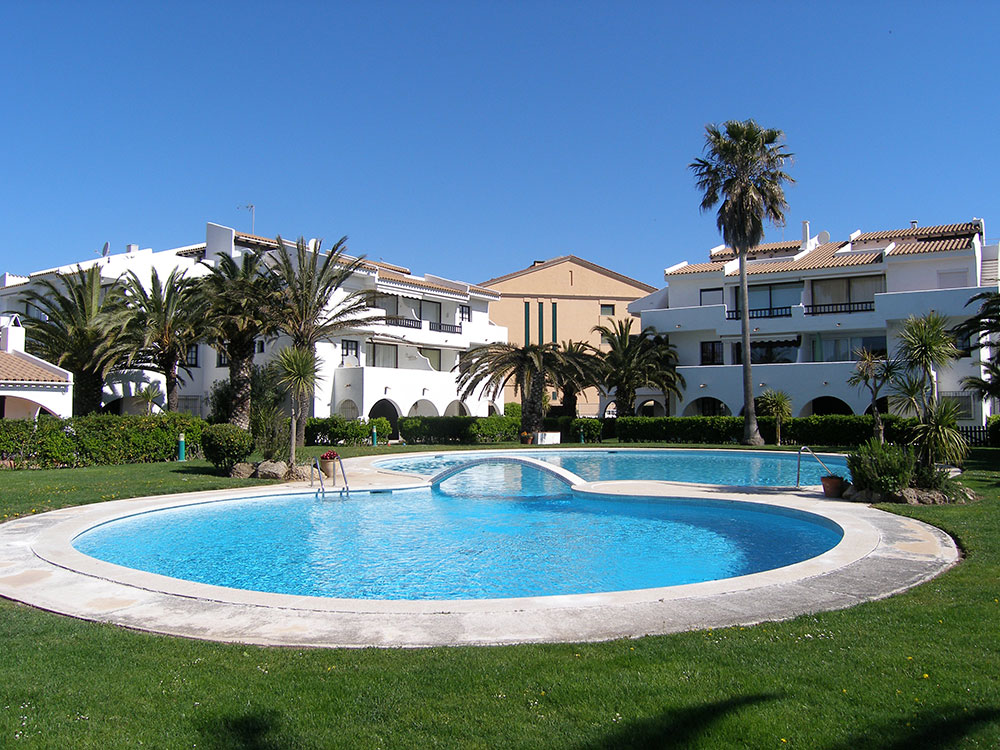 Apartament planta baixa al costat de la platja a Pals  (Costa Brava)
